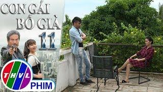 THVL | Con gái bố già - Tập 11[2]: Bà Hà Băng muốn tung tin viên kim cương nằm trong tay Kim Cương