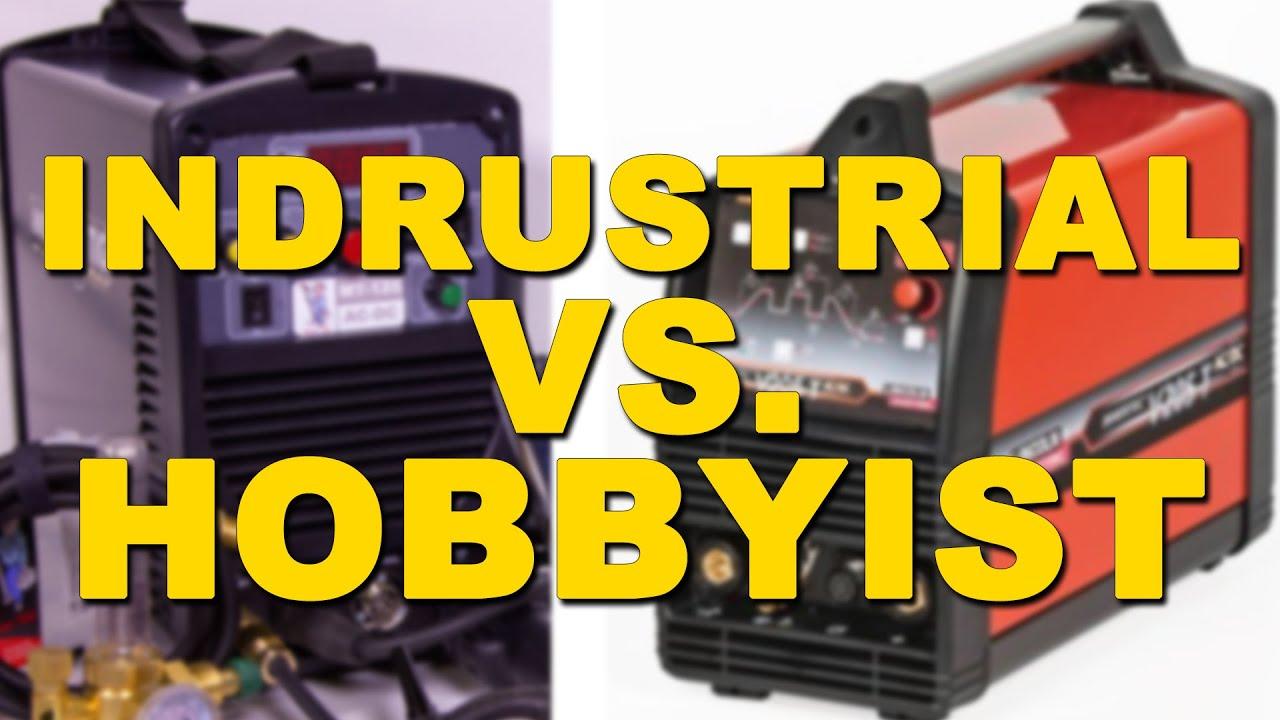 industrial vs hobbyist tig welders tig time youtube hobbyist tig welders tig time youtube publicscrutiny Gallery