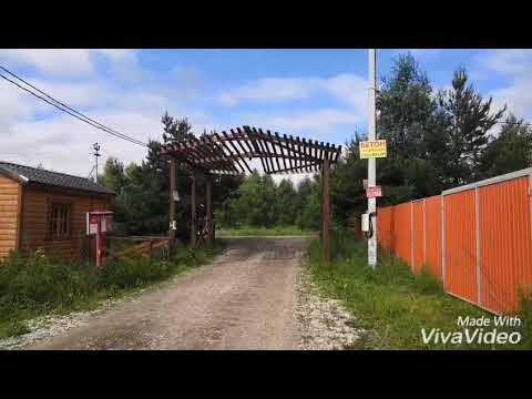 """Участок в дачном поселке """"Янтарный"""""""