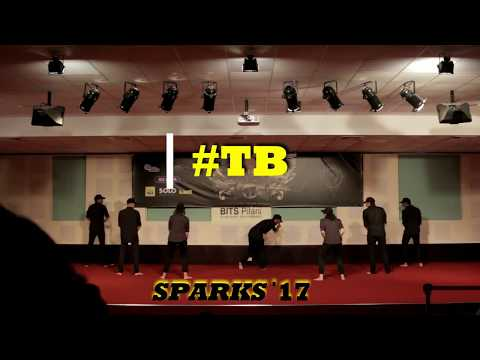 Best group dance performance(#TB)2017!! LATEST!! BITS Pilani dubai campus College culturals!