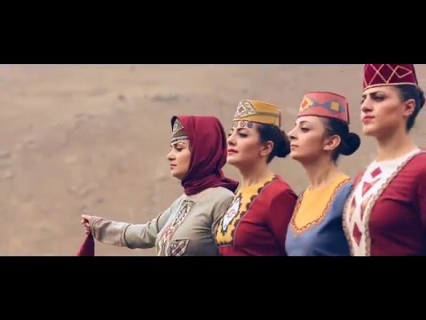Armenian Folk Music «Sasna Tsrer»