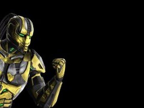 Mortal Kombat 9 - Cyrax комбо урок