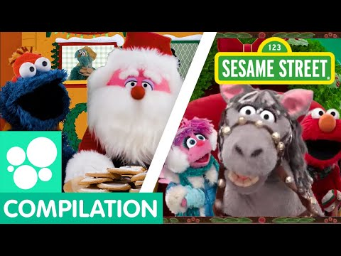 Sesame Street: Happy Holidays! | Holiday Songs Compilation Mp3