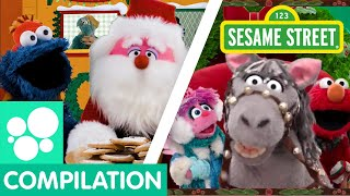 Sesame Street: Happy Holidays! | Holiday Songs Compilation
