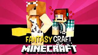 Namorada Das Cavernas !! #23 FantasyCraft - Minecraft