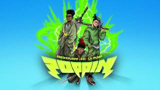 KSI Poppin (feat. Lil Pump and Smokepurpp) Video