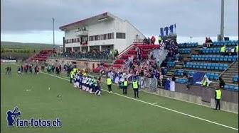 EL 2. Qualifikationsrunde: 01.08.2019, KÍ Klaksvík 0:1 FC Luzern