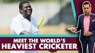 Meet the WORLD'S HEAVIEST cricketer   #AakashVani