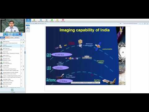 22 May 2017 Overview of RS and GIS Applications in Water Resources Management Dr  SP Aggarwal