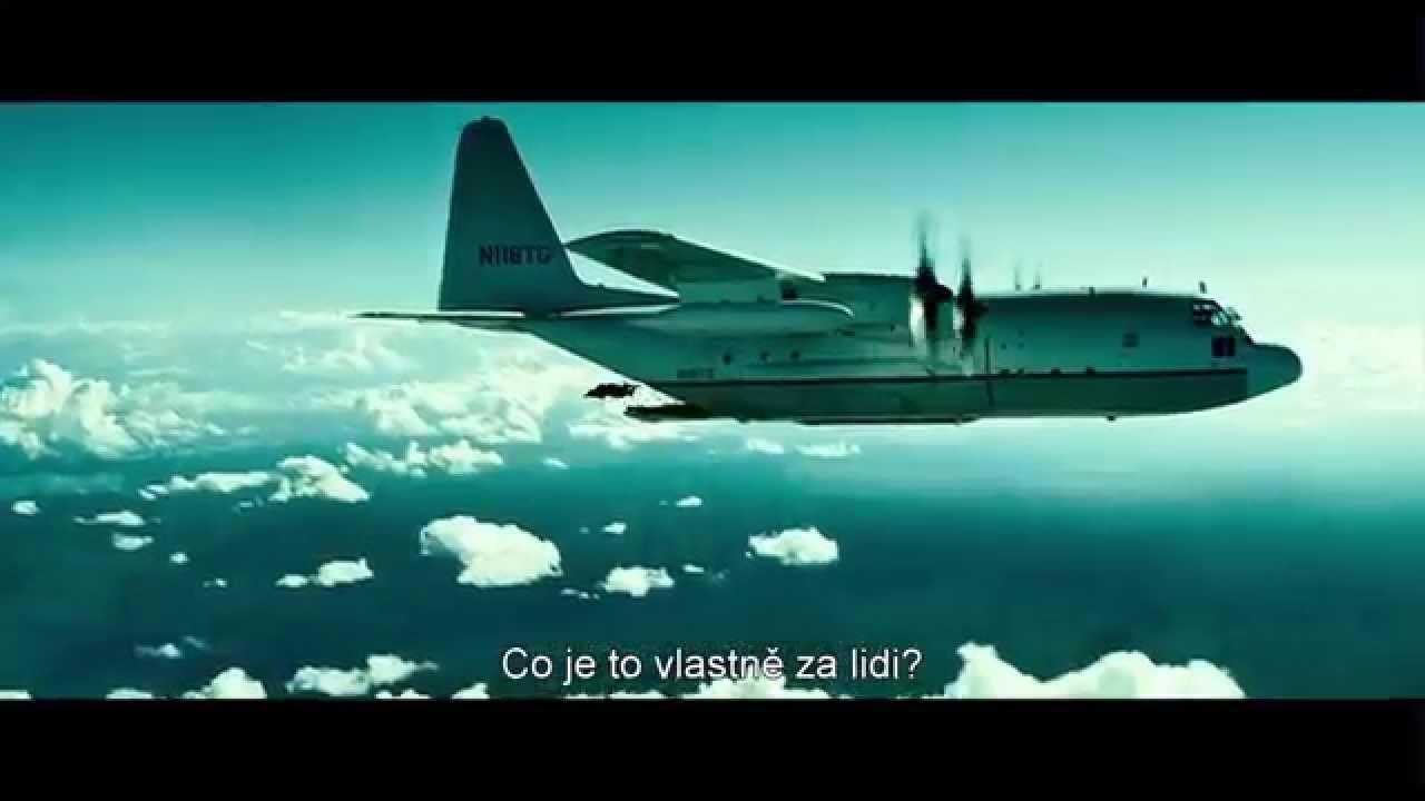 Bod Zlomu - Point Break (2015) Trailer cz