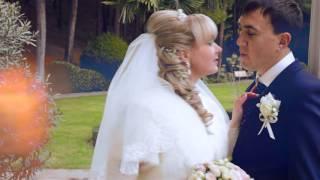 Свадебная фотосессия Василия и Александры в Крыму