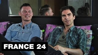 "Stereophonics presents new album ""Keep the village alive."" on FRANCE24"