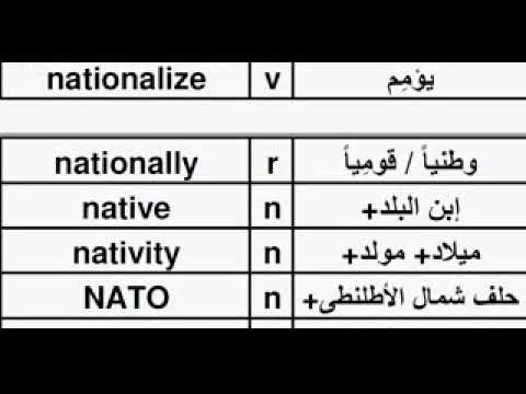 TEA02MZ English Arabic Dictionary, قاموس انجليزي عربي