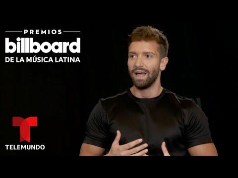 Premios Billboard 2020: Pablo Alborán habla del tributo a Armando Manzanero