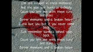 Bitter Memories And A Broken Heart rap (Empithri)