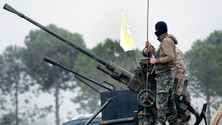 أخبار عربية - قوات #سوريا الديمقراطية تحدد مساحة للسيطرة عليها قبل تحرير #الرقة