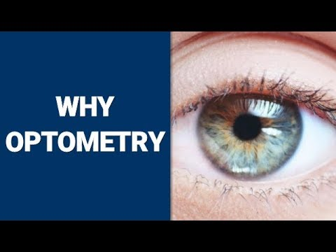 Why become an optometrist