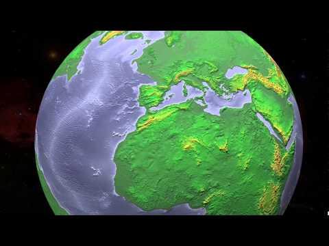 ice age sea levels