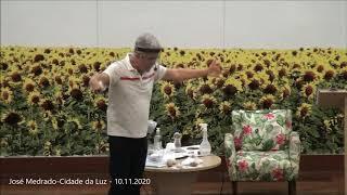 Palestra: Os donos da verdade, ha deles na familia, trabalho, na vida - José Medrado-Cidade da luz. 10.11.2020
