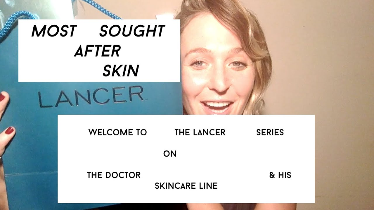 Most Sought After Skin The Lancer Series With The Doctor His