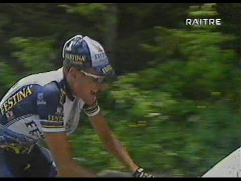 Giro de Italia 1998. Etapa 19. Montecampione 1/4