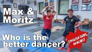 Video Max und Moritz in der Trainingshalle I Wer ist der bessere Tänzer? download MP3, 3GP, MP4, WEBM, AVI, FLV September 2017