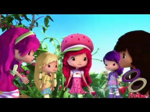 Мультфильм ягодка земляничка