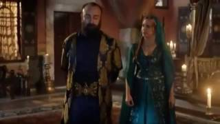 Султан просит хюррем выпить Яд (на самом деле снатворное)