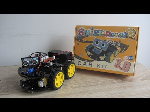 Das Smart Robot Car Kit 3.0 Im Test! Lohnt Es Sich?