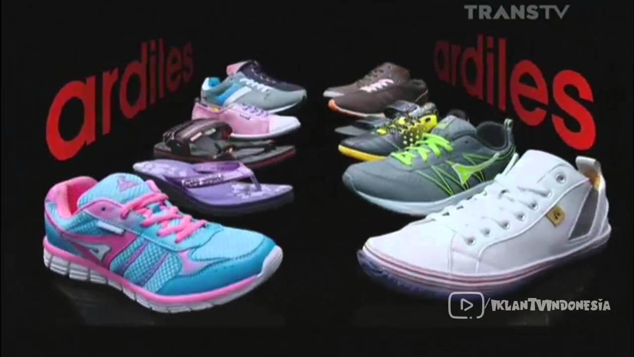Iklan Sepatu Ardiles 2016 Youtube