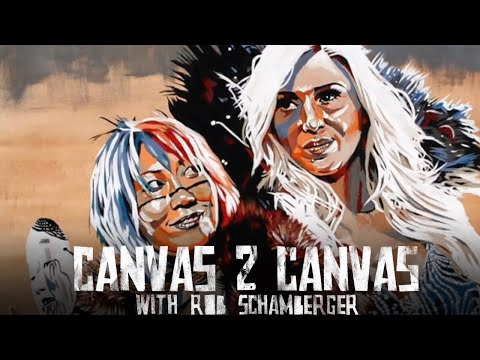 Asuka and Charlotte's unforgettable match at WrestleMania 34 - Canvas 2 Canvas