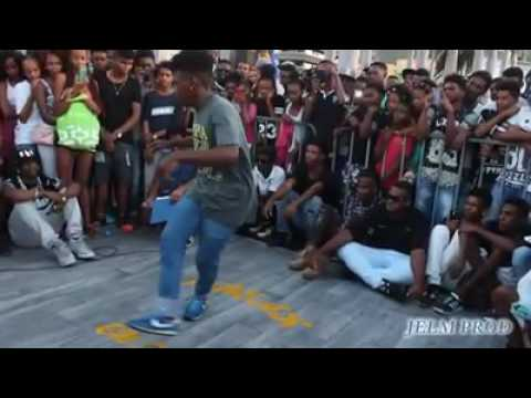 Afro Battle Dance Port Louis-Caudan