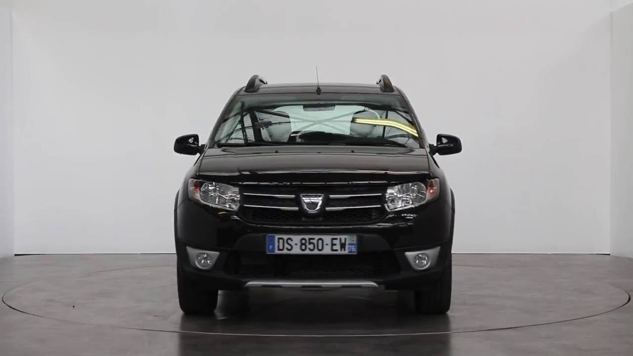 dacia sandero stepway ds 850 ew youtube. Black Bedroom Furniture Sets. Home Design Ideas