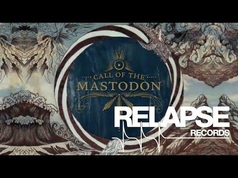 MASTODON - 'Call of the Mastodon' Vinyl Re-Issue Trailer