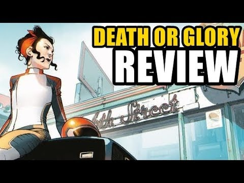 Comic Book Review - Death or Glory Issue 1