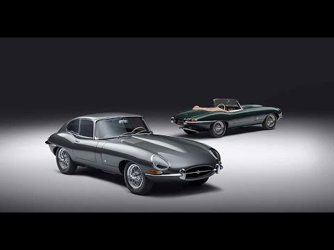 Jaguar E Type 60 Collection