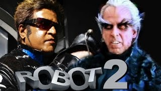 Robot 2.0 trailer 2016 - rajinikanth, akshay kumar, amy jackson - coming soon
