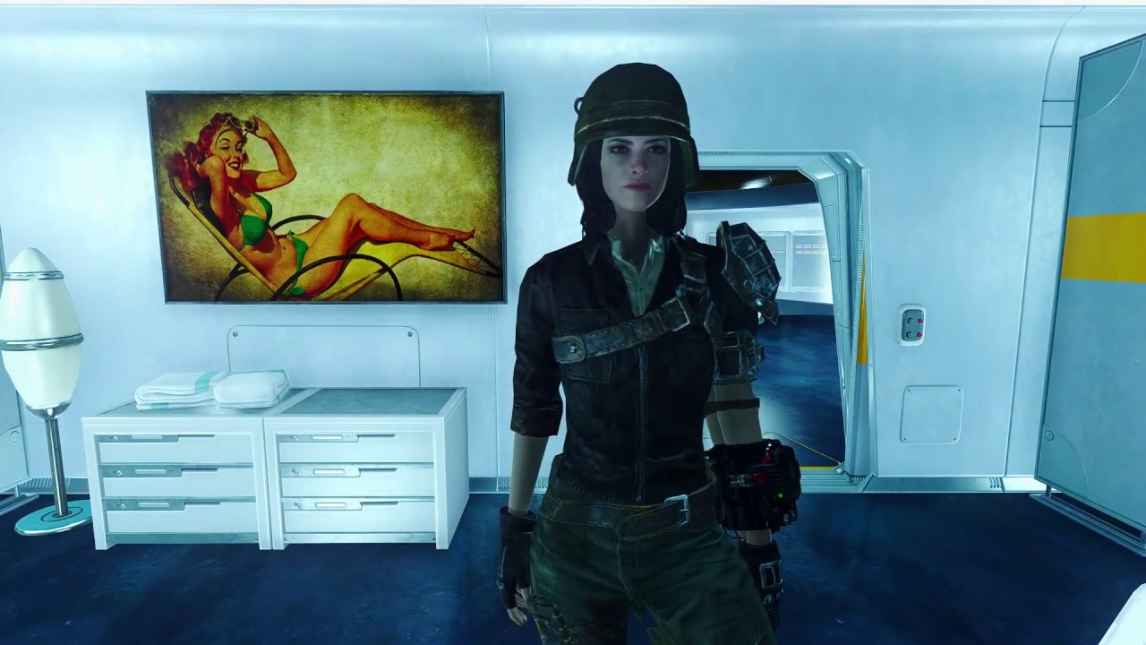 Gorgeous Vault Girl! - Fallout 4 Mods - Week 12