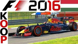 F1 2016 KOOP Saison 2 #11 – Hungaroring, Ungarn – Lets Play Formel 1 2016 Gameplay German | CSW