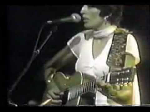 Joan Baez, Diamonds and Rust - Live, 1975