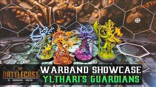 Warband Painting Showcase |Ylthari's Guardians | Warhammer Underworlds: Beastgave
