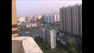 """Вид сверху на киносъемку сериал """"Светофор"""""""