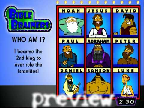 Bible Brainers Game/Countdown