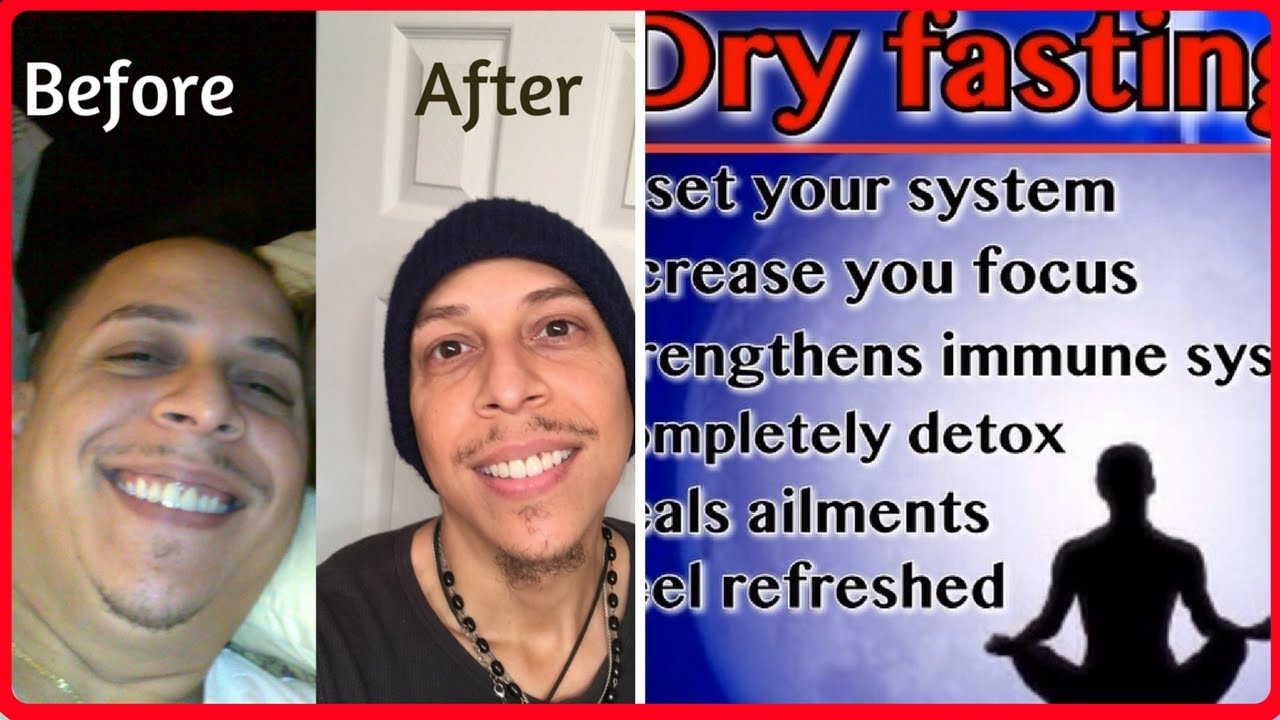3 days dry fasting testimonies