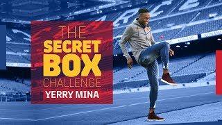 THE SECRET BOX CHALLENGE | Yerry Mina thumbnail