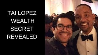 How To Be Super Rich Like Tai Lopez- SECRET REVEALED!