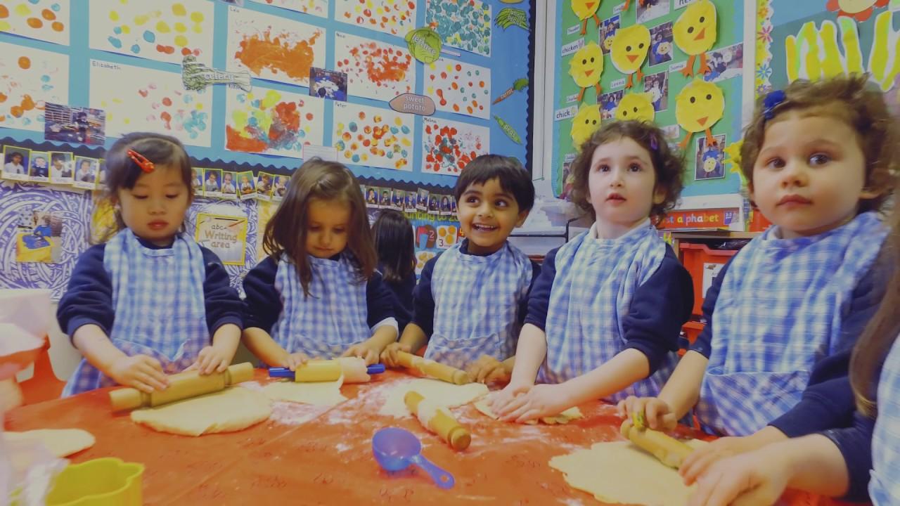 North Bridge House Nursery School 2017