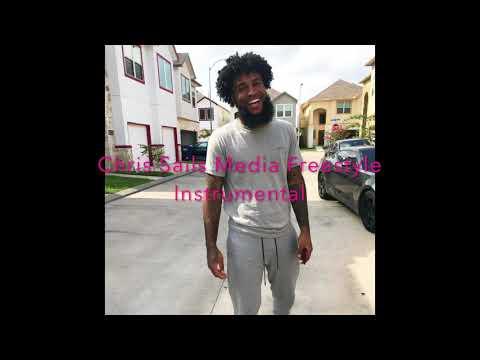 Chris Sails Media Freestyle Instrumental {Prod. KingSavageAustin