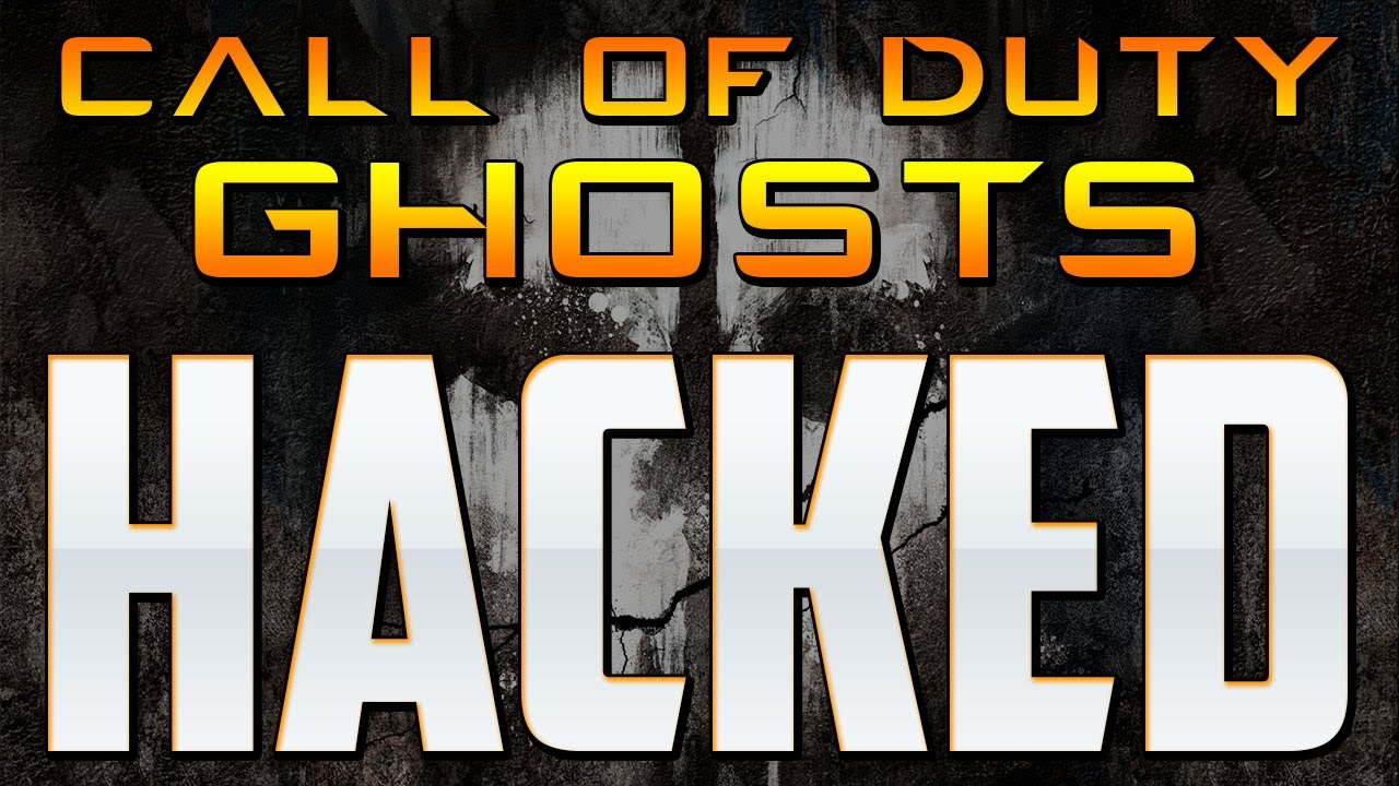 hacks for call of duty ghost