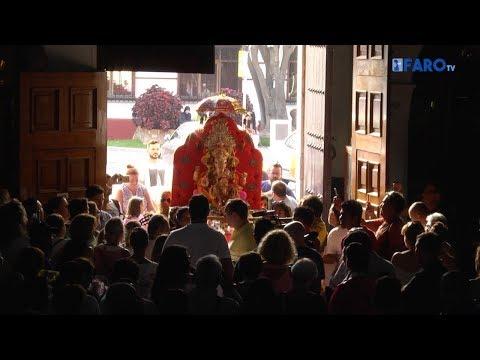 Glorias al dios Ganesh, a la Virgen de África y a Ceuta